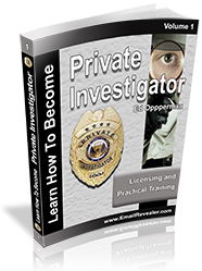 How To Succeed As A Private Investigator: A Step By Step Guide To A Career In Investigations